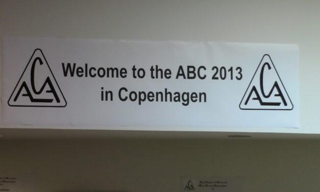 2013 ABC – Denmark
