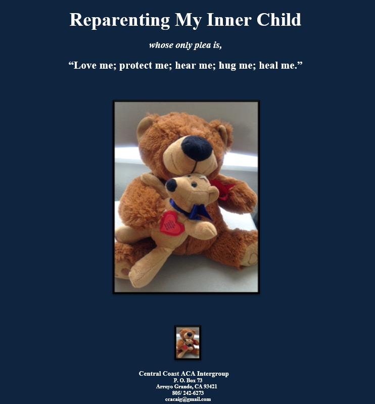 Inner Child Cover